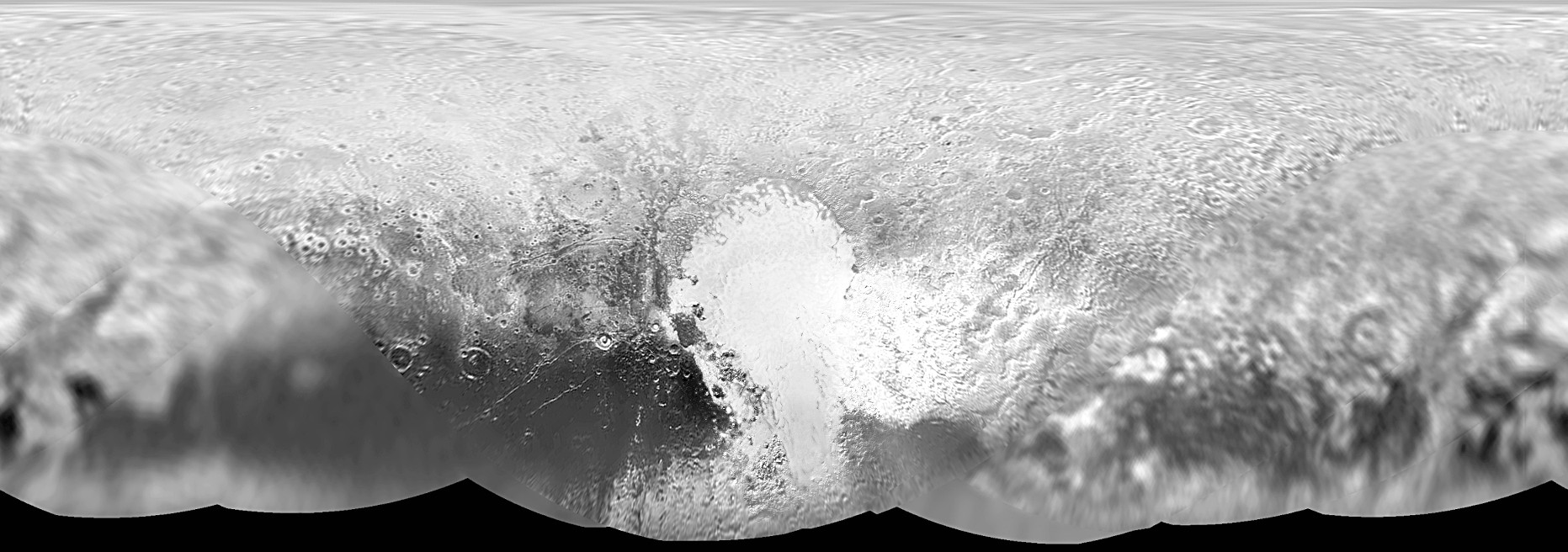 new global map of pluto astronomy now