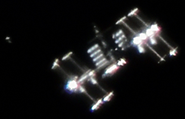 See the International Space Station from the UK ...