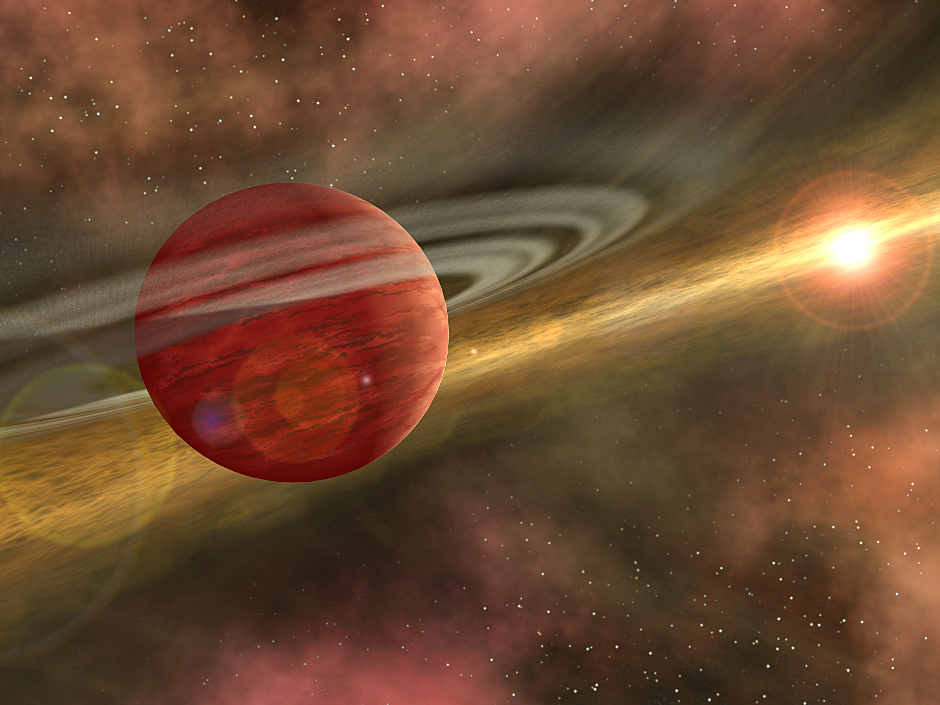 Hot Jupiter' exoplanets may have formed very rapidly – Astronomy Now