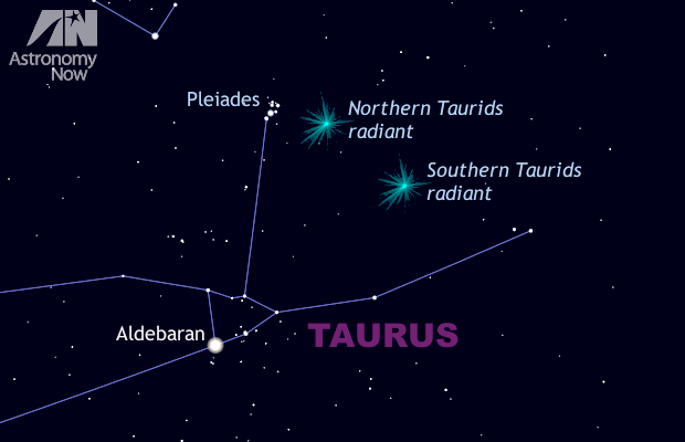 Image result for Taurids Meteor Shower