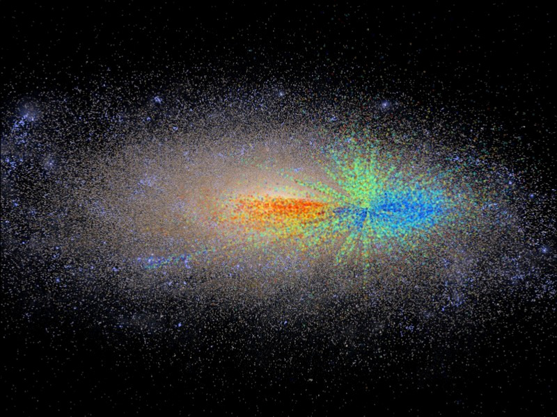 Making galactic history with first global age map of the Milky Way