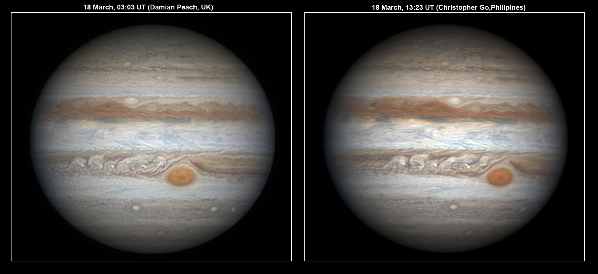 jupiter planet map hi res - photo #35