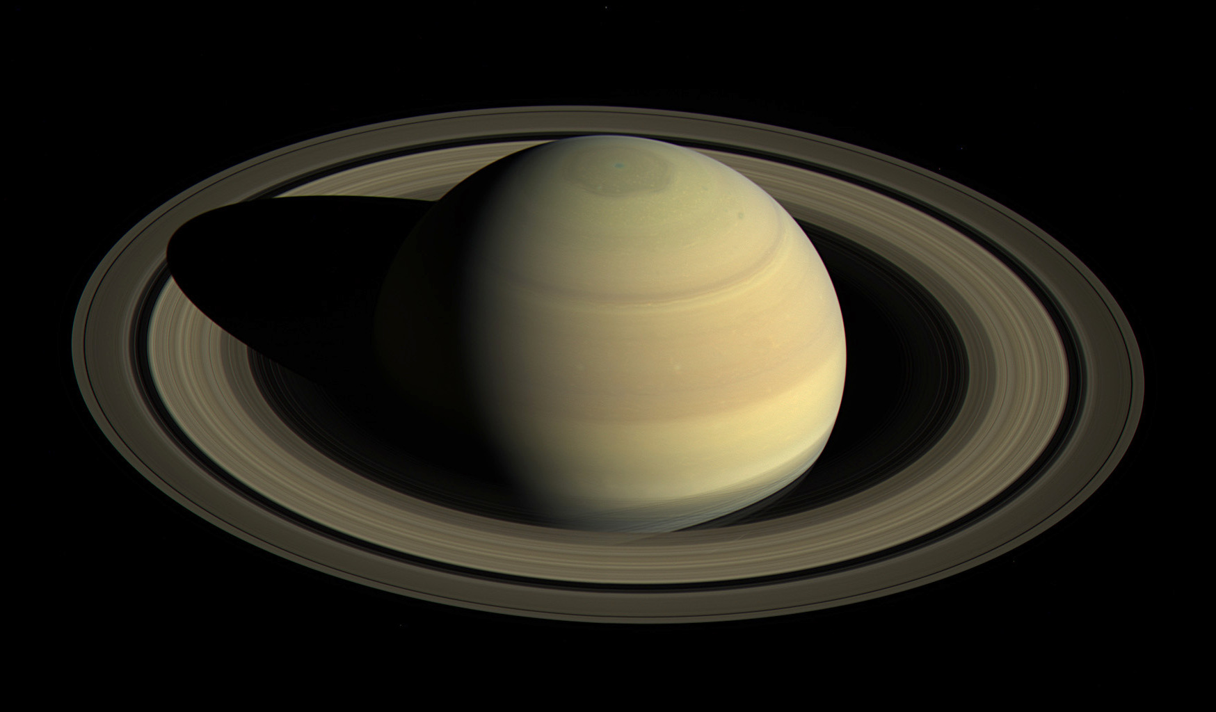Countdown Begins For Cassini S Final Plunge Into Saturn