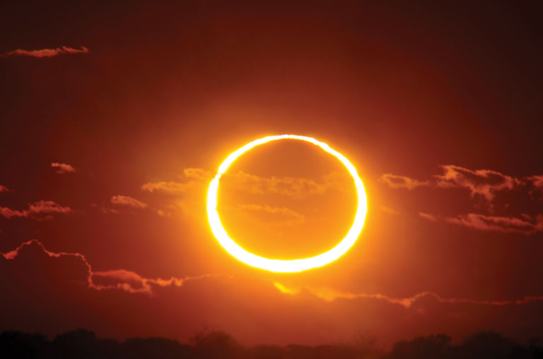 Where Can I See The Ring Of Fire Eclipse