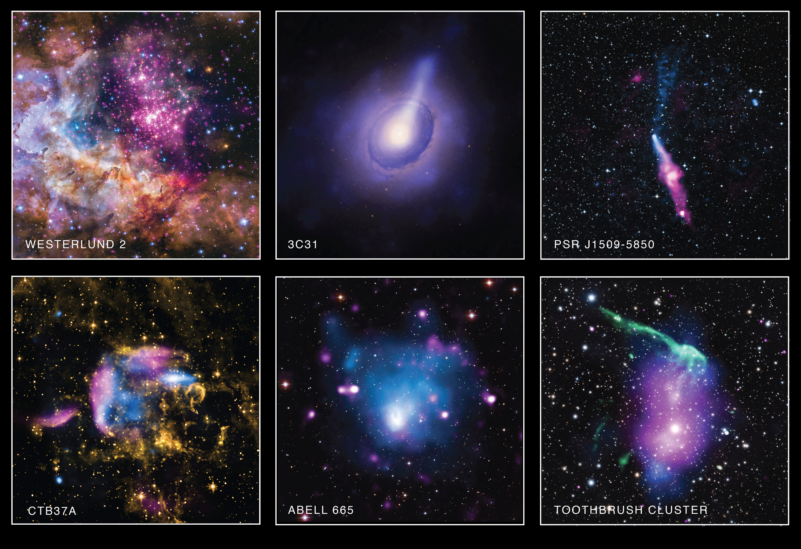 Discovering the X-ray treasures in Chandra's archives ...