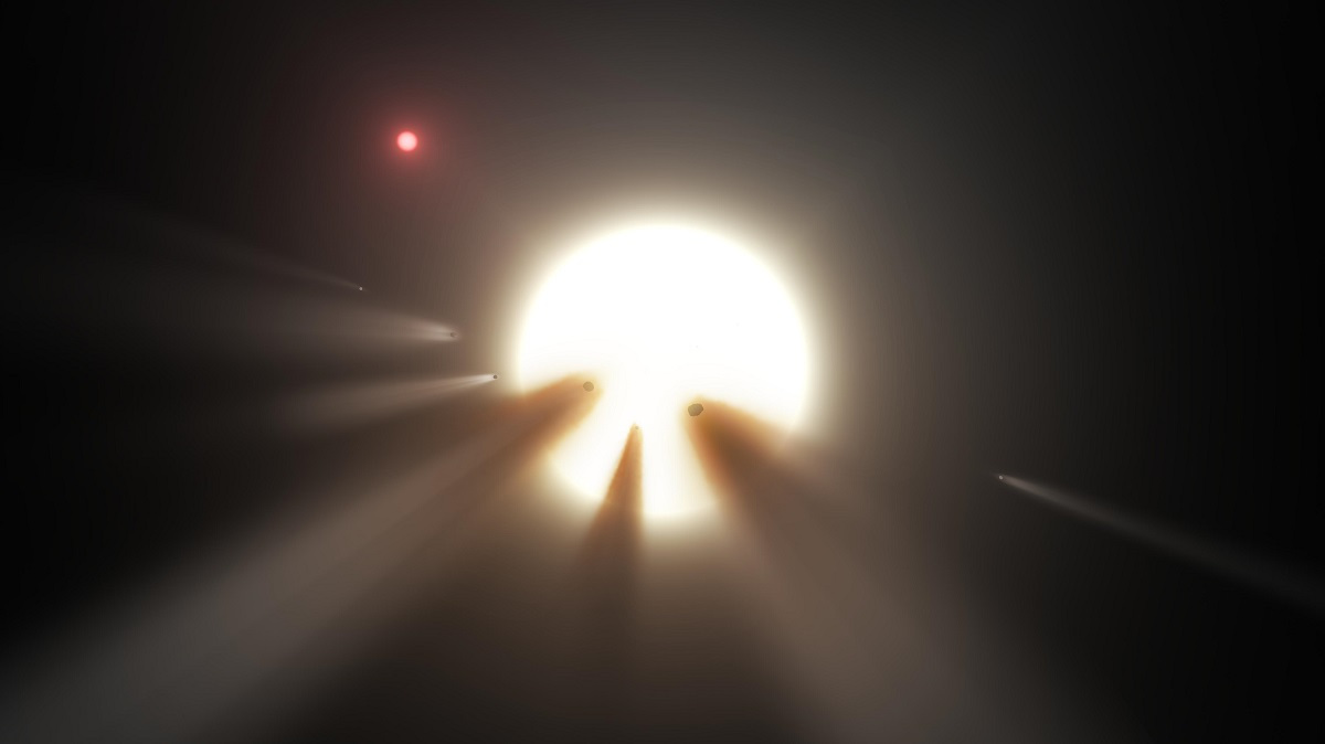 Tabby's Star Phenomenon Solved