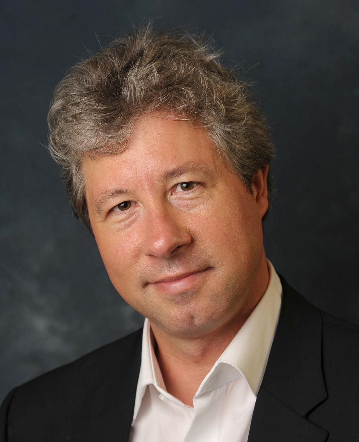 Professor Erik Verlinde, University of Amsterdam, Delta Institute for Theoretical Physics. Image credit: University of Amsterdam.